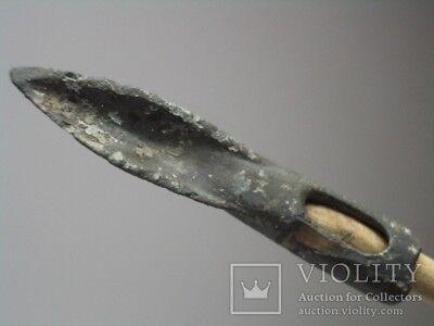 Greek Scythian Bronze ARROWHEAD 4 - 5 century 2