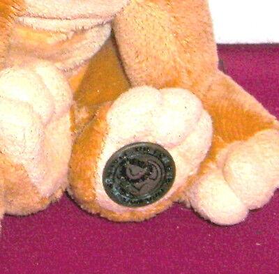 "Disney Lion King Simba Platinum Edition 7"" Plush Bean Bag Toy"