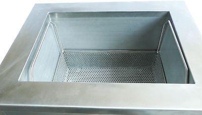 AUBYTEC® 58Liter HighEnd Ultraschallreiniger 65x30x30cm 4800W Mwst ausweisbar 3