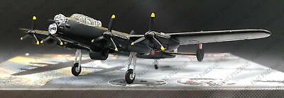 Model Power 5333 Avro Lancaster Plane with Stand 1:150 Scale Diecast  NIB