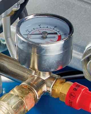 2.5Hp 24Ltr 8 Bar 9.3 Cfm - -  Air Compressor 5