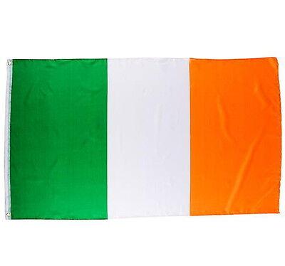 WHOLESALE LOT OF 15 IRISH FLAG LARGE 3 X 5 FEET IRELAND EIRE SAINT PATRICK/'S DAY
