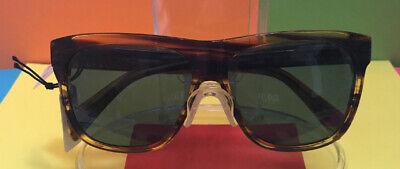 Diesel DL0013-77F-57 Cat Eye Women's Multi Frame Brown Lens Genuine Sunglasses