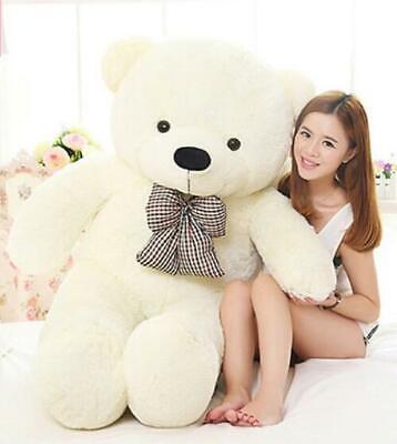 UK Giant Huge Big Animals Teddy Bear Stuffed Plush Toys Gift Soft Sweaters New 7
