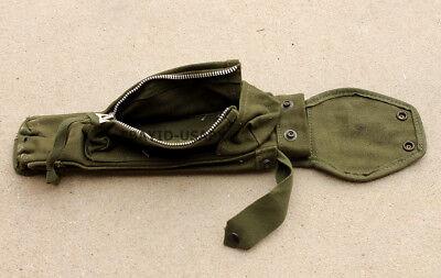 New Vietnam-Era USGI U.S Military Nylon XM3 Bipod Carrying Case