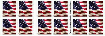 20 Forever Stamps US Postage American Old Glory Flag USPS Booklet Stars  Stripes 3