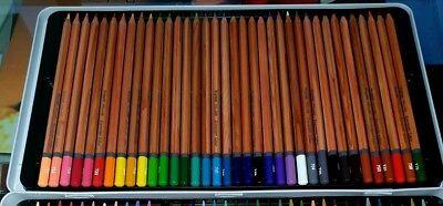 Bruynzeel Caja Metálica- Kit Lapices De Colores (72 Piezas). Calidad Profesional 4