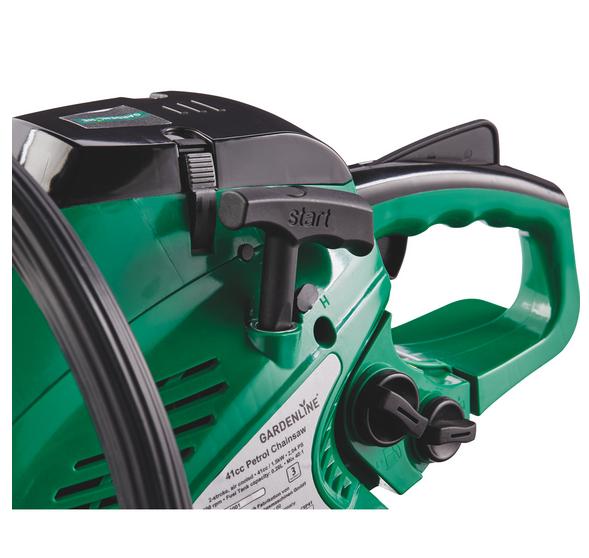 "41cc Petrol Chainsaw - 16"" OREGON® high quality bar and chain 6"