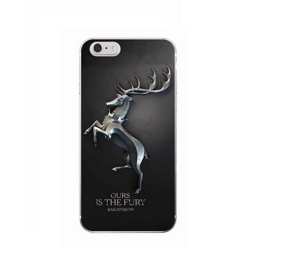 COVER IL TRONO Di Spade - Game Of Thrones Iphone 6 6S 7 8 Custodia ...