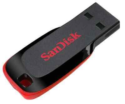 Clé USB 8 Go SanDisk CZ50 Cruzer Blade USB 2.0 Memory Stick Lecteur Flash Disk 5