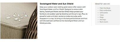 1 TO 3 3M Scotchgard Water and Sun Shield with UV Protector 10.5-Ounce EACH 2