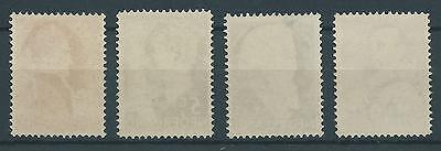 1935TG Nederland Zomerzegels NR.274-277 postfris, mooie serie 2