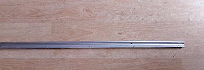 TISCHGLEITSCHIENE 2ER SET 95 u.50cm incl.Befestigung