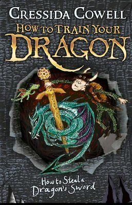 How to Train Your Dragon Collection Book Pack (12 Books) RRP: £83.88 BRAND NEW 5