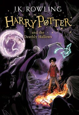 Harry Potter Collection Book Pack (7 paperbacks) RRP £59.93 2