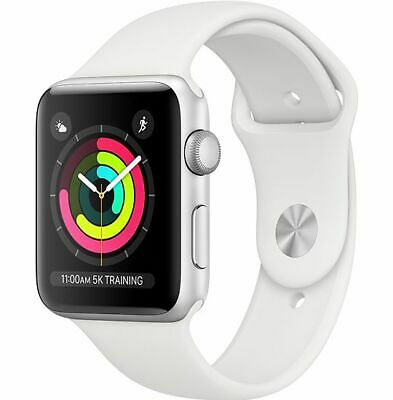 Apple Watch Series 3 Aluminum | 38mm / 42mm | 8GB GPS | Space Gray/Silver/Gold 3