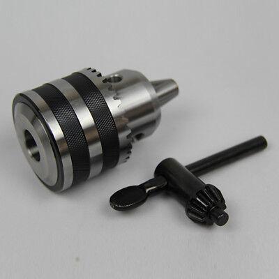 6mm 1JT Heavy Duty Ball Bearing Drill Chuck Keyed /& 1JT-3MT Arbor MT3 JT1