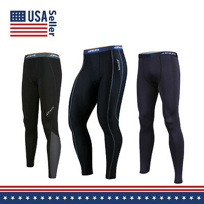 Mens COOVY Compression Under Base Layer Sports Armour Short Tights Running pants