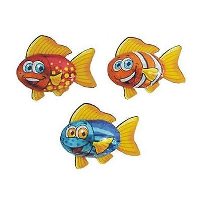100 Milk Chocolate Fish - ''under The Sea'' Kids Birthday Theme Party Candy Bar 2