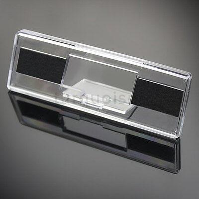 5x Premium Quality Clear Acrylic Blank Fridge Magnets 141 x 45 mm Size Photo 6