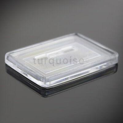 1x Premium Quality Clear Acrylic Blank Photo Fridge Magnets 50 x 35 mm 4