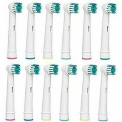 1-16 Pcs Toothbrush Heads Replacement Compatible For Braun Oral B UK Seller 8