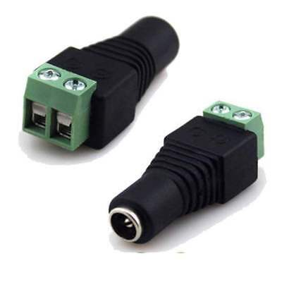 CCTV PRE-MADE  BNC VIDEO AND DC POWER CABLE 5m 10m 15m 20m 30m 40m 50m connector 7