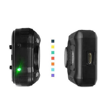 Pyle PPBCM9 Compact & Portable HD Body Police Camera Night Vision 16GB