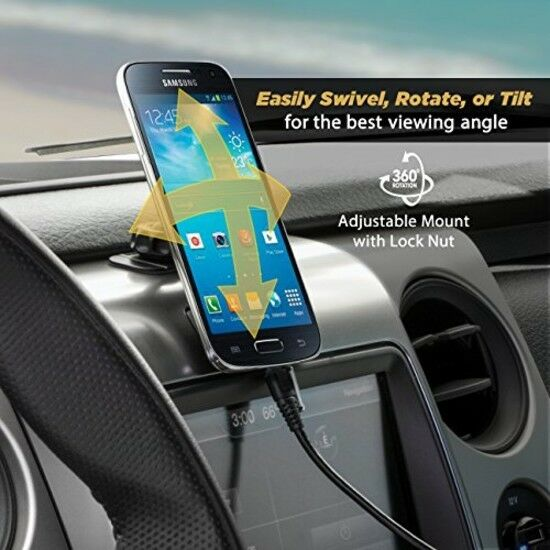 Mount Magnetic Dash Devices Phone Mobile Magic Holder Car Universal Keeper Cell