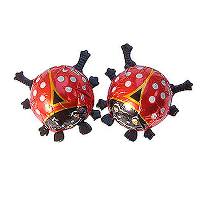 500 Milk Chocolate Red Ladybugs - ''bugs' Kids Birthday Theme Parties Candy Bar 2