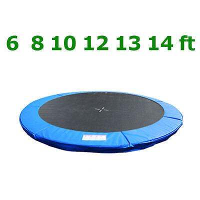 Coussin de ressort + Filet de sécurité pour trampoline 183cm 244cm 305cm 366cm 3