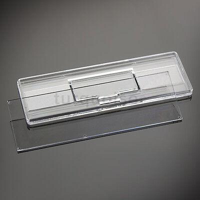 5x Premium Quality Clear Acrylic Blank Fridge Magnets 141 x 45 mm Size Photo 5