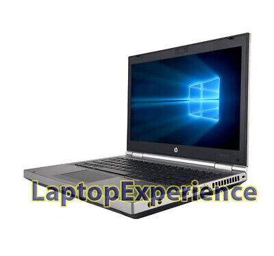 HP LAPTOP ELITEBOOK INTEL i5 16GB 1TB 512GB SSD HD DVD WINDOWS 10 WiFi NOTEBOOK 5