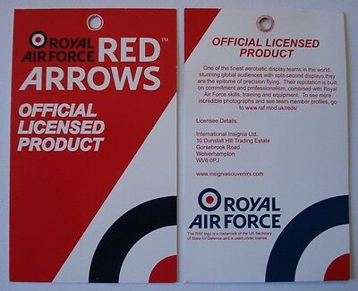 37d6f98642e ... Royal Air Force Red Arrows Cap   Ski Hat -Choice Of 6- Official  Merchandise