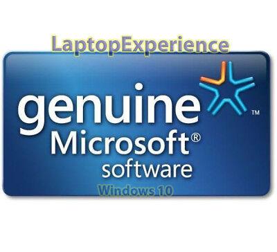 "HP ProBook 6570B LAPTOP COMPUTER DUAL CORE 2.4GHz 4GB 320GB 15.6"" Windows 10 KEY 3"