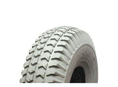 MOBILITY SCOOTER TYRES 300-4   260 x 85 REAR TYRES X 2 MOBILITY SCOOTER SPARES
