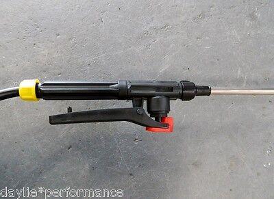 Backpack Weed Garden Sprayer Knapsack 16 Litre 12v 240v  Battery Cordless Spray 5