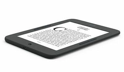 """Barnes & Noble NOOK GlowLight Plus eReader - 7.8"""" - 8GB BNRV700 Waterproof 5"""