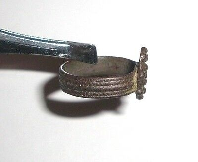 Medieval Bronze Ring, Jewelry, Artifact 2