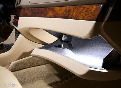 Verwonderend PACK 18 AMPOULES LED Blanc BMW E39 série 5 intérieur plafonnier VJ-91