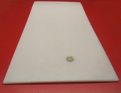 "Tivar UHMW PE Natural White Sheet 1.00/"" Thick x 12/"" x 48/"""