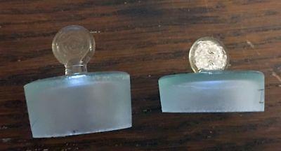 Konvolut: 18 Deckel für Laborgläser | Apothekerglas | Petrischale | Gewürzglas