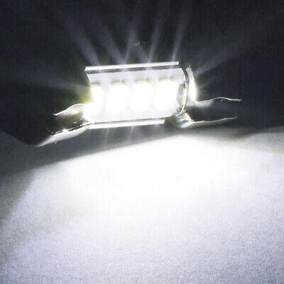 Kit 12 ampoules à LED pour l'éclairage intérieur blanc Volkswagen Golf 5 4