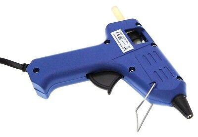 Kleine handliche Heißklebepistole 8 mm inkl. 2 Klebesticks