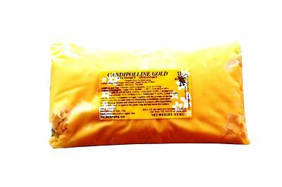 4 X Candipolline Gold complete bee food HALF KILO (1.1Lb) pouches 2