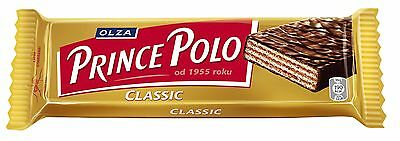 Box of 32 Bars OLZA Prince Polo Classic Chocolate Wafers 32x35g 2