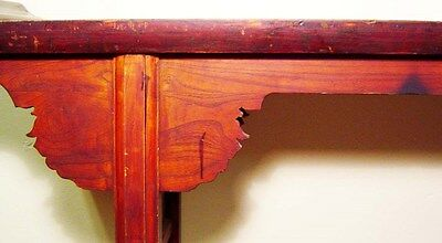Antique Chinese Altar Table (3138), Zelkova Wood, Ming Style, Circa 1800-1849 10