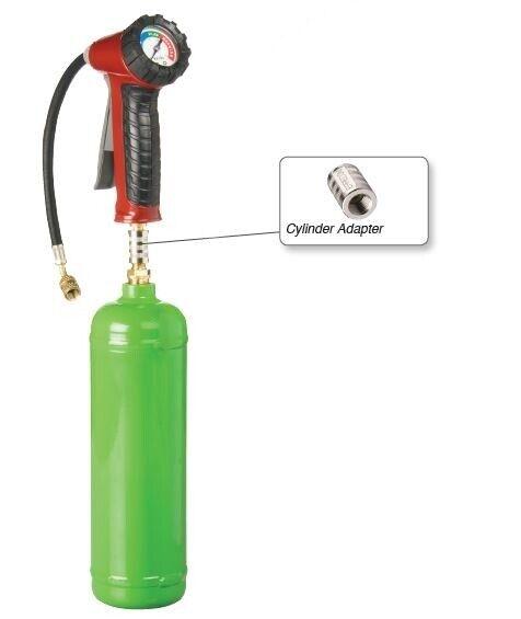 Connecteur Adaptateur 1//4 x 5//16 sae propriété bouteille connecter avec climat Outil