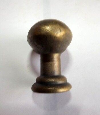Vintage Collectible Decorative Lot # 4 Brass Door Knob / Drawer Knob 7