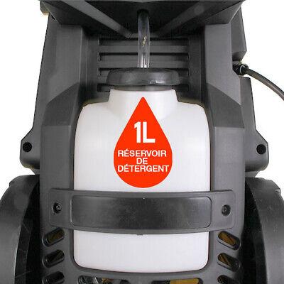 Wilks-USA Nettoyeur haute pression RX525 - très puissant - 165 bar / 2400 psi 4